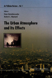 The Urban Atmosphere and Its Effects by Peter Brimblecombe