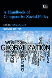 A Handbook of Comparative Social Policy by Patricia Kennett
