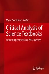 Critical Analysis of Science Textbooks: Evaluating instructional effectiveness