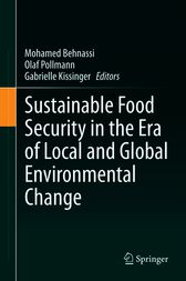 Sustainable Food Security in the Era of Local and Global Environmental Change by Mohamed Behnassi