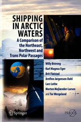 Shipping in Arctic Waters by Willy Ostreng
