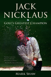 Jack Nicklaus by Mark Shaw