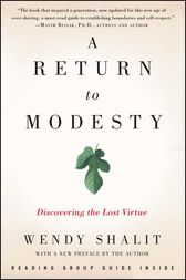 A Return to Modesty by Wendy Shalit