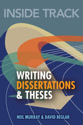 successful dissertations and theses Description a complete, step-by-step, practical overview of the process of writing successful theses and dissertations every year thousands of graduate students face the daunting–sometimes terrifying– challenge of writing a thesis or diss.