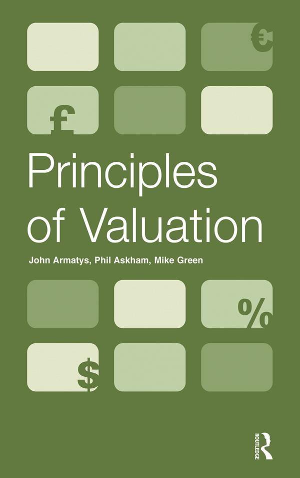 Download Ebook Principles of Valuation by John Armatys Pdf