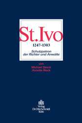 St. Ivo (1247–1303) by Michael Streck