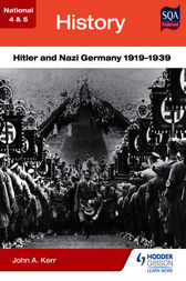 the nazis and germany 1919 45 history Reparations posed the greatest problems to germany after 1919  for the nazis to save germany  effects of the second world war on germany (1939-45) 1.