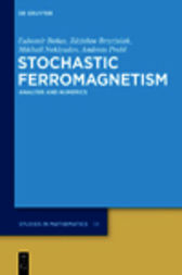 Stochastic Ferromagnetism by Lubomir Banas