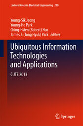 Ubiquitous Information Technologies and Applications by Young-Sik Jeong