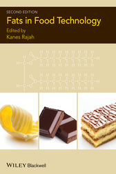 Fats in Food Technology by Kanes K. Rajah