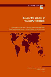 Reaping the Benefits of Financial Globalization by Giovanni Dell'Ariccia