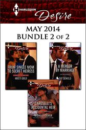 Harlequin Desire May 2014 - Bundle 2 of 2 by Kristi Gold