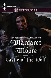 Castle of the Wolf by Margaret Moore