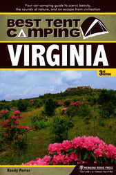 Best Tent Camping: Virginia by Randy Porter