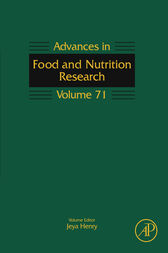 Advances in Food and Nutrition Research by Jeya Henry