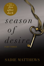 A Lesson in Desire by Sadie Matthews