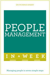 People Management In A Week by Norma Barry