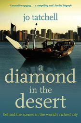 A DIAMOND IN THE DESERT by Jo Tatchell