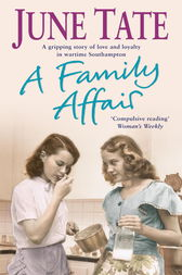 A Family Affair by June Tate