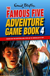Famous Five: Adventure Game Books: Escape from Underground by Enid Blyton