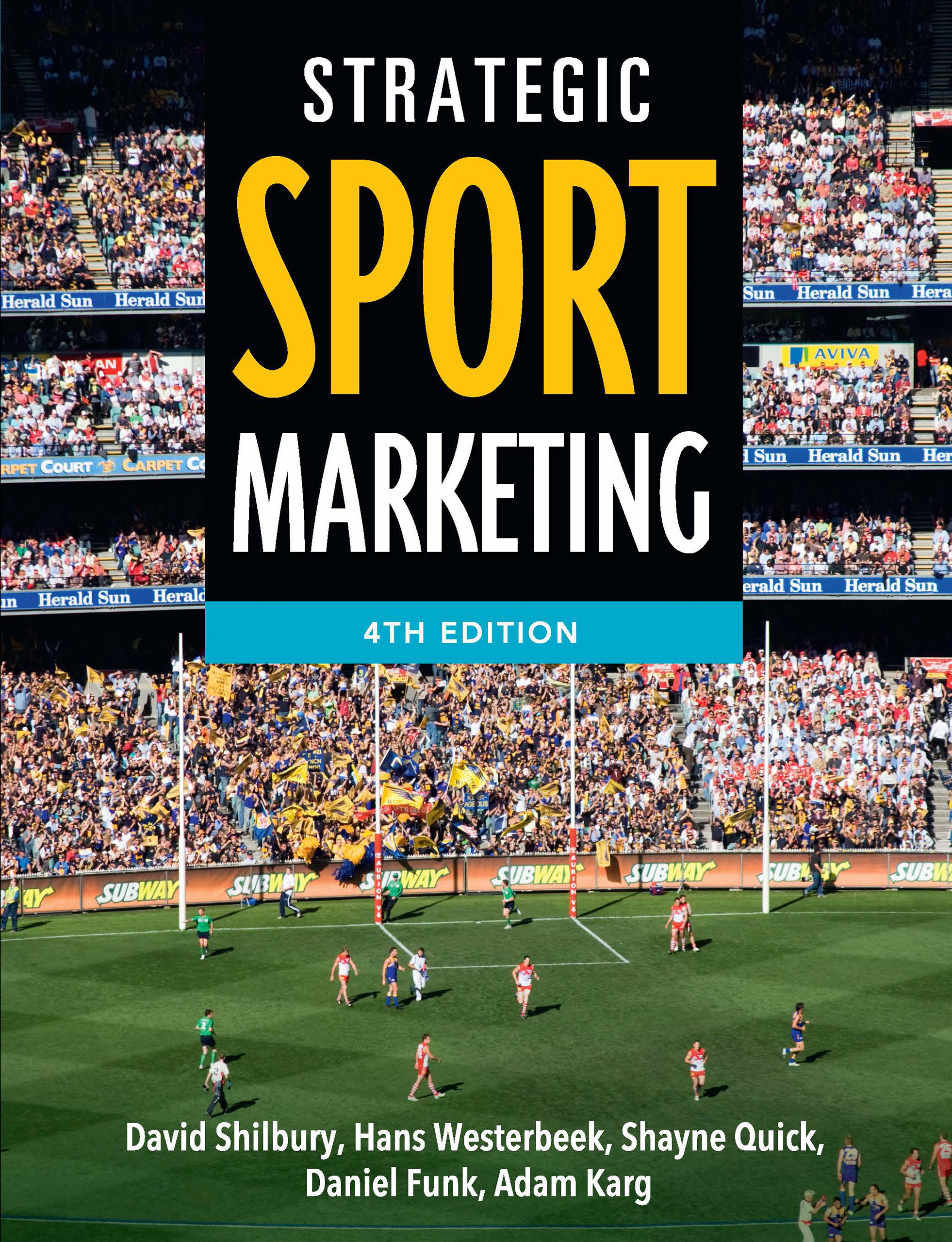 Download Ebook Strategic Sport Marketing (4th ed.) by David Shilbury Pdf