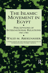 Islamic Movement In Egypt by Abdelnasser