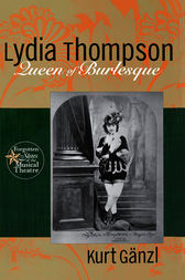 Lydia Thompson by Kurt Ganzl