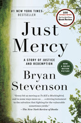 Just Mercy by Bryan Stevenson