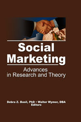 Social Marketing by Walter W. Wymer Jr