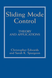 Sliding Mode Control by C Edwards