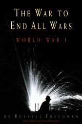 an introduction to the war to end all wars