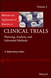 Methods and Applications of Statistics in Clinical Trials, Volume 2 by N. Balakrishnan