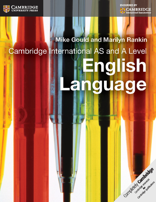 9781107659179 - Cambridge International AS and A Level English
