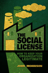 The Social License by John Morrison