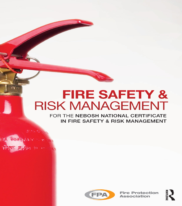 Download Ebook Fire Safety and Risk Management by Fire Protection Association Pdf