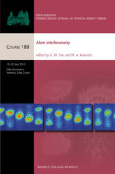 Atom Interferometry by G.M. Tino