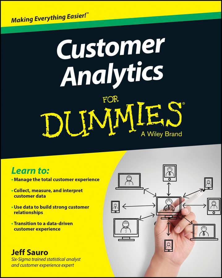 Download Ebook Customer Analytics For Dummies by Jeff Sauro Pdf