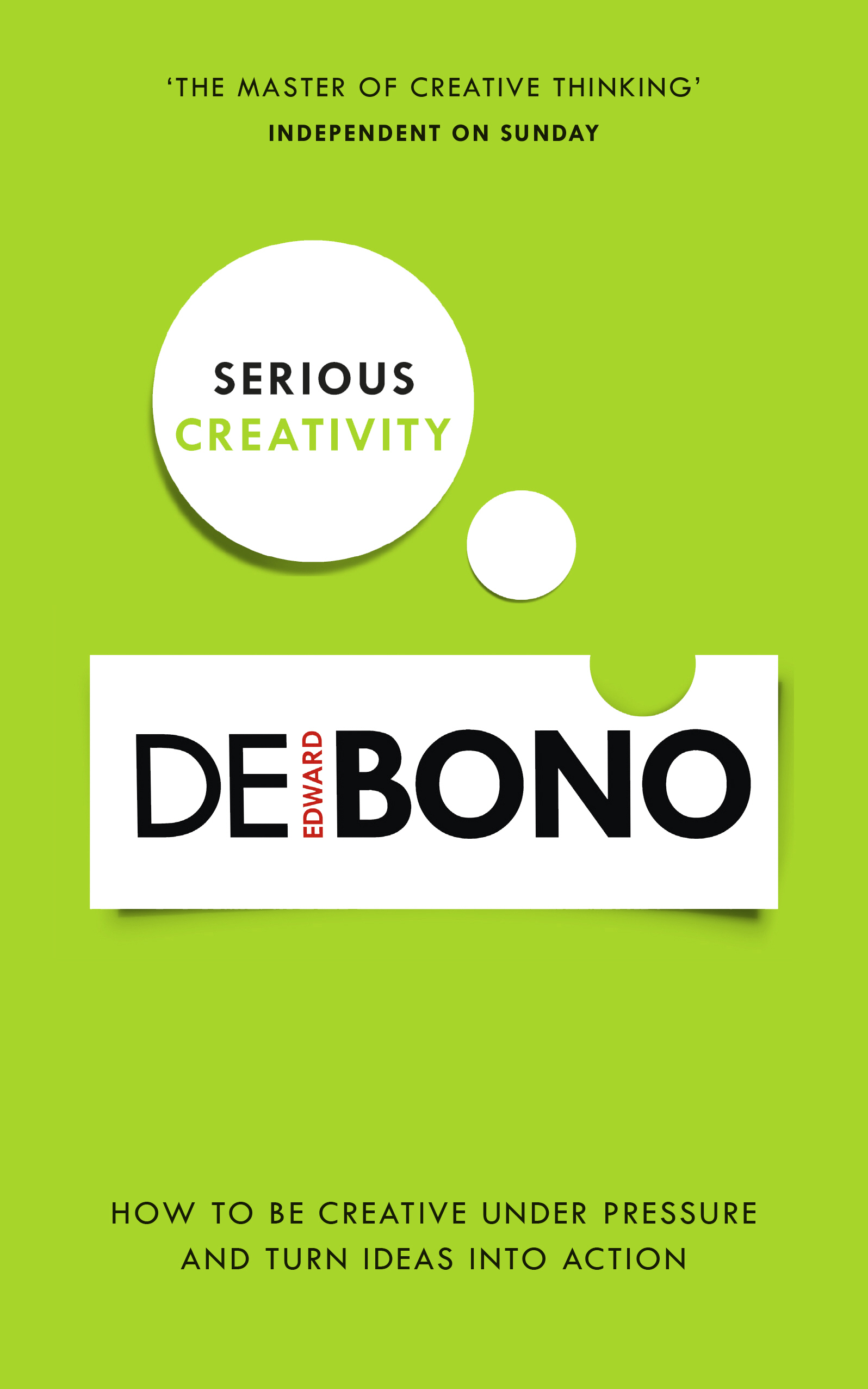 Download Ebook Serious Creativity by Edward de Bono Pdf