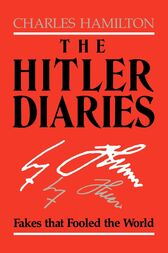 The Hitler Diaries by Charles Hamilton
