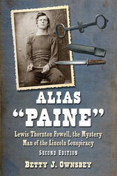 Alias Paine by Betty J. Ownsbey