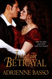 Intimate Betrayal by Adrienne Basso