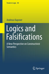 Logics and Falsifications by Andreas Kapsner