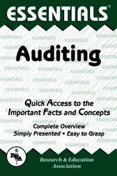 Auditing Essentials by Frank C. Giove
