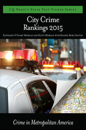 City Crime Rankings 2015 by Kathleen O'Leary Morgan