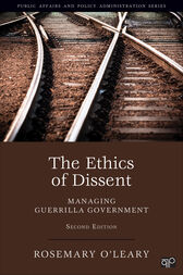 The Ethics of Dissent by Rosemary O'Leary