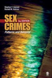 Sex Crimes by Stephen T. Holmes