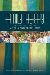 Family Therapy by Janice M. Rasheed