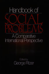 Handbook of Social Problems by George Ritzer