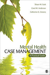 Mental Health Case Management by Shaun M. Eack