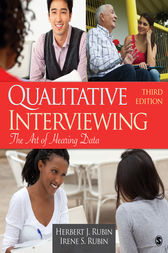Qualitative Interviewing by Herbert J. Rubin